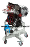 Modelo de ensino da maneira educativa do corte do motor de gasolina do curso do equipamento 4