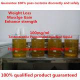 Tester le propionate de testostérone de poudre de stéroïde anabolisant de construction de muscle de pureté du support 99%
