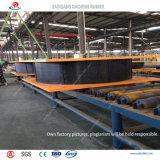 De bouw van Aseismic Isolatoren voor Earthquack