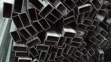 ASTM A554 продают трубу оптом сваренную нержавеющей сталью прямоугольную толщиную