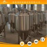 Aço inoxidável 500L Brewing Equipment Fermenter Tank