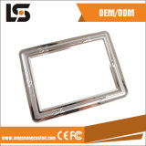 Het Stempelen van het Metaal van de hardware Frame van de Foto van Delen het Embleem Aangepaste