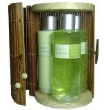 Produto Barrelled natural do presente do banho (Kin-12000)