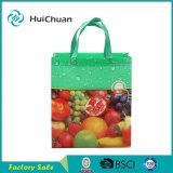 Heiße Dichtungs-Frucht-nicht gesponnene verpackenEinkaufstasche