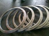 Forjamentos do anel, anéis laminados a alta temperatura, 42CrMo4 A105