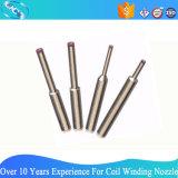 Câmara de ar de guia do fio do bocal do enrolamento de bobina (bocal do carboneto de tungstênio) (W0330-3-0607)