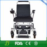 Jbh neue Mg-Legierung, die beweglichen Energien-Lithium-Batterie-elektrischen Rollstuhl faltet