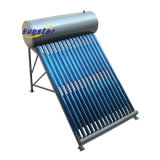Calefator de água solar do aço inoxidável