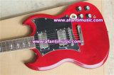 Mahogany гитара Afanti типа тела & шеи/Sg электрическая (ASG-545)