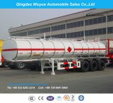 Aluminiumkraftstofftank-halb LKW-Schlussteil oder Tanker