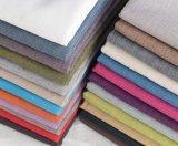 2016 telas de lino de la venta caliente para la materia textil de la ropa
