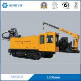 Piattaforma di produzione direzionale orizzontale idraulica della costruzione stridente di Trenchless di serie di SHD