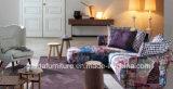 Sofa moderne Ms1305 de tissu de salle de séjour de modèle neuf