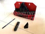 Dureté élevée en acier de luxe 58PCS de M12X16mm serrant le nécessaire