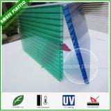 Покрашенный замороженный кристаллом лист PC поликарбоната Multiwall для украшения