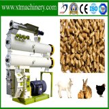 Aves de corral que levantan, pato, gallinas, paloma, oveja, estirador de granulación de la alimentación