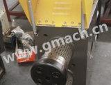 LDPE que recicl o cambiador usado granulador da tela dos baixos contínuos