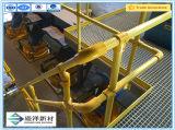 China Alta resistencia FRP Pultruded la barandilla, cerca de FRP, cerca de la barrera de la seguridad