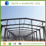 Aço estrutural Fabricação Máquina De Garagem da oficina do armazém