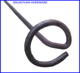8ga鋼鉄はループ棒の商業用等級ファブリックG泥炭ピンを綴じる