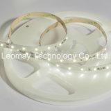 Luz de tiras flexível da lista do diodo emissor de luz de 24VDC SMD3528 com CE RoHS