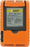 Oscilloscope tenu dans la main d'OWON 60MHz Digitals avec le module de multimètre (HDS2062M-N)