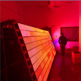 De semi-openlucht enig-Rode LEIDENE van de Kleur SMD Module van de Vertoning