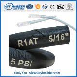SAE de alta qualidade R1 na mangueira de borracha por Fábrica Produção