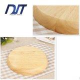 Bandeja de madeira da sobremesa da alta qualidade com 5 porções