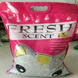 Soem-Großhandelsqualitäts-Bentonit-Katze-Sänfte mit Griff-Hersteller in China