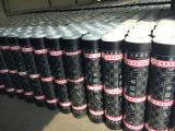 Het dwars het Lamineren HDPE Zelfklevende Waterdicht makende Membraan van de Film voor de Tuin van het Dak