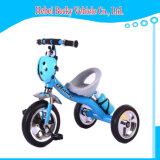 """O bebê de China caçoa o """"trotinette"""" do Pram do veículo com rodas do triciclo três com Ce"""