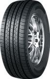 Pneu do esporte, pneu de carro chinês P245/75r16, pneu radial do PCR