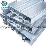 Profils de métro d'extrusion d'alliage d'aluminium