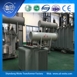 De capaciteit 1000kVA, 33kV in olie ondergedompeld in drie stadia ontlaadt de Transformator van de Macht