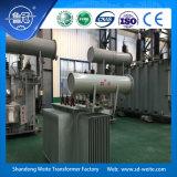De capaciteit 1000kVA, 35kV in olie ondergedompeld in drie stadia ontlaadt de Transformator van de Macht