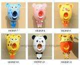 De nieuwe Verkoop van de Hulpmiddelen van de Badkamers van de Automaat van de Tandpasta van de Vorm van het Beeldverhaal van het Ontwerp van de Leverancier van China