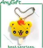 Weiches PVC Keyring mit Customized Size und Color