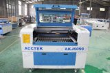 Laser economico del laser Cutting Machines Price 6090/CO2 di Mini Desktop 3D Acrylic/laser Cutting Machine