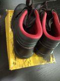 Zapatos de trabajo de cuero industriales del surtidor de Guangzhou