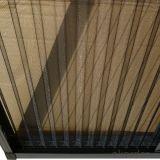Acoplamiento plisado poliester de la pantalla de la ventana de Cnbm