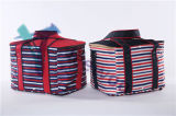 [مولتيكلور] نزهة تخزين حقيبة كيس [بورتبل] نزهة [لونش بوإكس] حراريّة يعزل باردة حقيبة جليد خمر حقيبة سفر