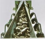 Резиновый конвейерная трубы шнура транспортера стальная