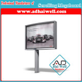 Megaboard Scrolling Billboard Advertising (W 3.2 MXH 2.2M)