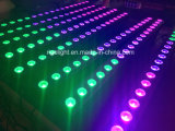 El poder más elevado RGBW 4in1 18 * 10W de luz LED arandela de la pared para Eventos