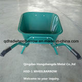 庭Handling Wheelbarrow (HSD-1)のための頑丈なWheel Barrow
