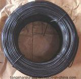 柔らかいアニールされた鉄ワイヤーか黒い結合ワイヤー