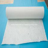 Couvre-tapis de point de fibre de verre desserré par voile de polyester pour le profil de Pultrusion
