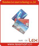 Faire à l'adhésion VIP les cartes faites sur commande bon marché de PVC d'identification de plastique de cadeau