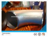 Norme ANSI coude sans joint de 90 de degré de l'acier inoxydable Wp316 garnitures de pipe